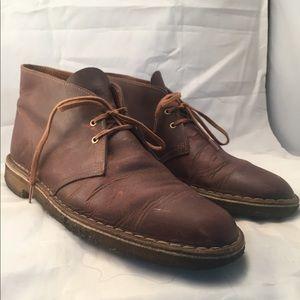 Clarks Original Desert Boot men's 8 Brown